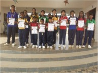 OLYMPIAD HANDWRITING COMPETITION 2019 - 248 STUDENTS PARTICIPATED WINNERS